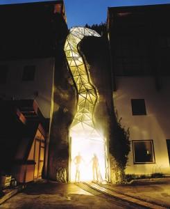 Gasteiner Heilstollen im SalzburgerLand