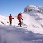 Skitouren in Altaussee