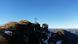 Gipfelkreuz Tristkogel