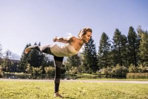 Yoga-Übungen zur Entspannung und Erholung