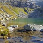 Wunderschöner Grünsee in Matrei, Foto: Sabine Hechenberger