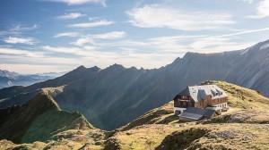 Krefelderhütte am Kitzsteinhorn