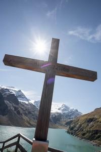 Gipfelkreuz im Wandergebiet Zell am See-Kaprun