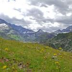 Blick zurück auf den Tauernmoossee, Foto: Sabine Hechenberger