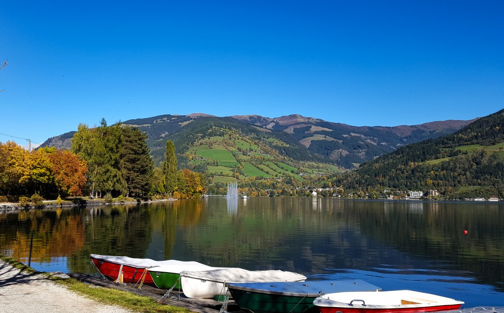 Sonniger Herbsttag in Zell am See, Foto: Sabine Hechenberger