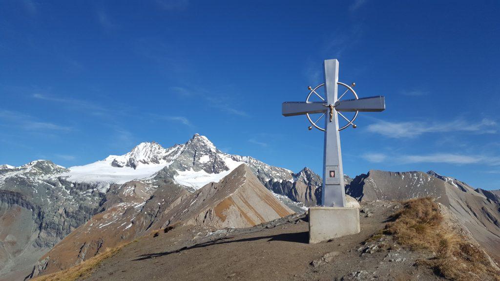 Gipfelkreuz Figerhorn in Osttirol, Foto: Sabine Hechenberger