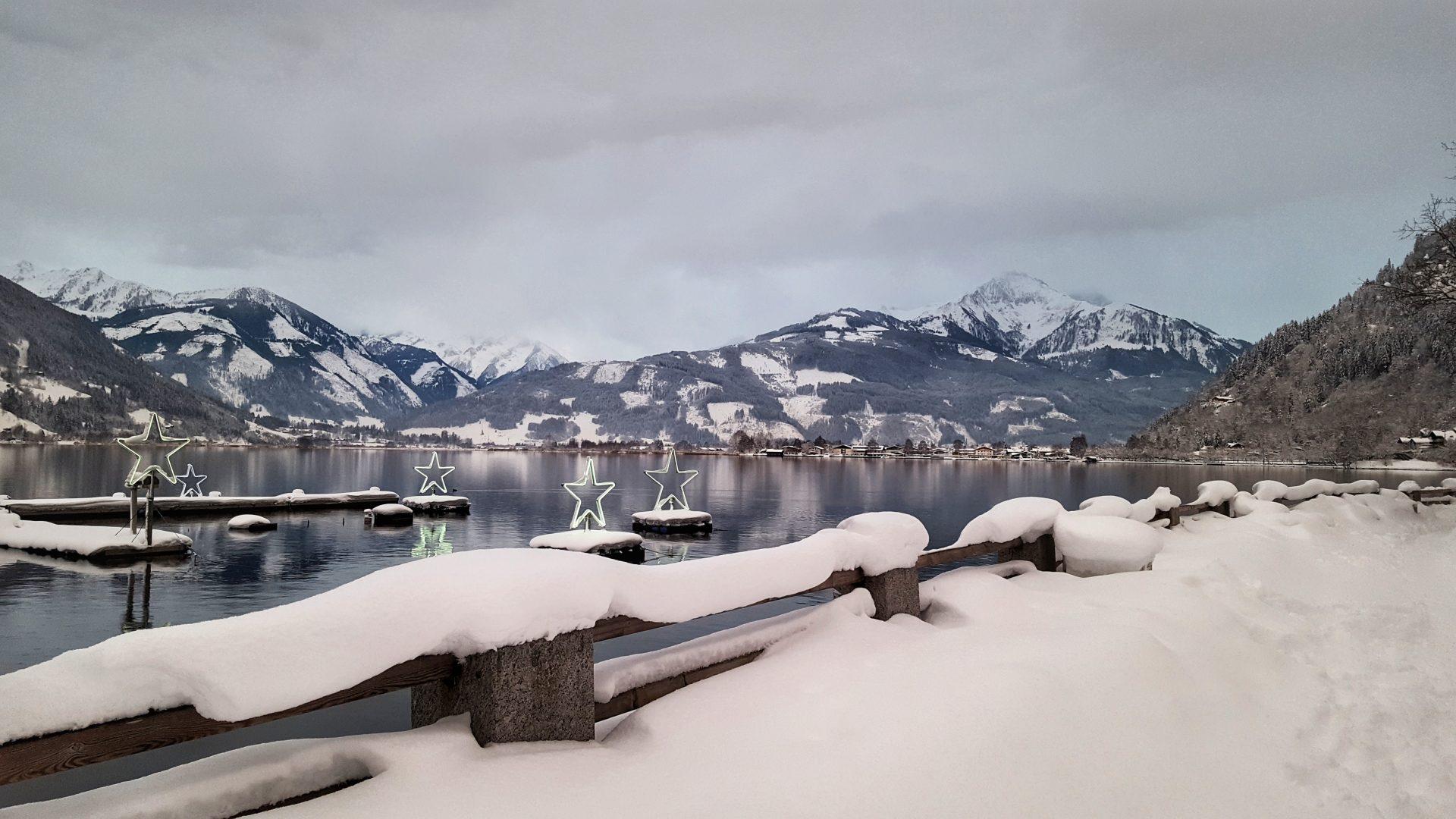 zell am see schnee