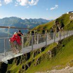 Hängebrücke im Gasteinertal,  Foto: Gasteinertal Tourismus GmbH