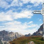 Gipfelkreuz Lauskopf, Foto: Sabine Hechenberger