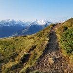 Schmaler schöner Wanderpfad zum Maurerkogel, Foto: Sabine Hechenberger