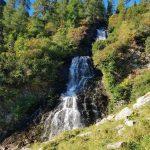 Wunderschöner Wasserfall, Foto: Sabine Hechenberger