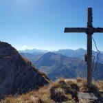Gipfelkreuz Stolzkopf im Pinzgau, Foto: Sabine Hechenberger