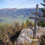 Gipfelkreuz auf der Drei-Wallner-Höhe, Foto: Sabine Hechenberger