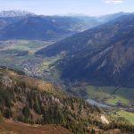 Blick auf den Zeller See und Klammsee, Foto: Sabine Hechenberger