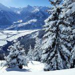 Blick auf das Gletscherskigebiet Kitzsteinhorn, Foto: Sabine Hechenberger