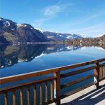 Blick von Thumersbach auf den Zeller See, Foto: Sabine Hechenberger