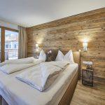 Helle, geräumige Doppelzimmer im AlpenParks Hotel in Saalbach