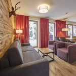 Modern eingerichtete Ferienapartments erwarten Sie im Hotel Sonnleiten