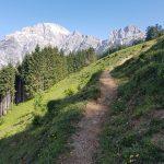 Tolle Ausblicke während der Wanderung zum Lettlkaser, Foto: Sabine Hechenberger