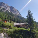 Bewirtschaftete Lettlkaser Hütte in Leogang, Foto: Sabine Hechenberger