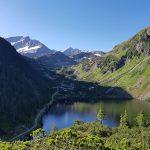 Grünsee im Weißsee Gletschergebiet Uttendorf, Foto: Sabine Hechenberger