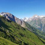 Wundervolle Ausblicke während der gesamten Wanderung, Foto: Sabine Hechenberger