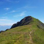 Wanderpfad Richtung Imbachhorn Gipfel, Foto: Sabine Hechenberger
