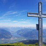 Gipfelkreuz Imbachorn auf 2.470m, Foto: Sabine Hechenberger