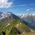 Grandiose Ausblicke Richtung Kitzsteinhorn Gletscher, Foto: Sabine Hechenberger