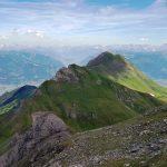 Ausblick auf das Imbachhorn vom Rettenzink aus, Foto: Sabine Hechenberger