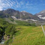 Ausblicke am Erlebnis-Wasserfallweg in Fusch an der Großglocknerstraße,  Foto: Sabine Hechenberger