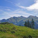 Blick auf den Gipfel Schwarzkopf in Fusch,  Foto: Sabine Hechenberger