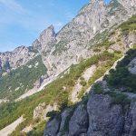 Wanderweg in den Leoganger Steinbergen, Foto: Sabine Hechenberger