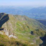 Aussicht vom Gipfel, Foto: Sabine Hechenberger