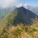 Wunderschönes Bergpanorama, Foto: Sabine Hechenberger