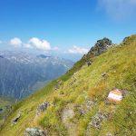 Beim Abstieg, Foto: Sabine Hechenberger