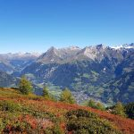 Ausblick vom Ganitzle in Matrei in Osttirol,  Foto: Sabine Hechenberger