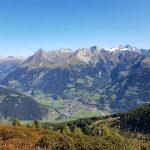 Ausblick auf Matrei und das Virgental, Foto: Sabine Hechenberger