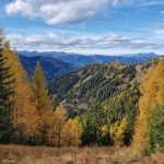 Wunderschöne Ausblicke während der Wanderung, Foto: Sabine Hechenberger