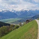Am Rückweg ins Dorfzentrum Thumersbach,  Foto: Sabine Hechenberger