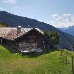 Alm am Weg zur Pinzgauer Hütte, Foto: Sabine Hechenberger