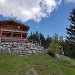 Pinzgauer Hütte auf der Schmittenhöhe, Foto: Sabine Hechenberger