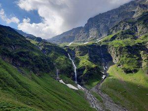 Wunderschöne Wasserfälle im Felbertal, Foto: Sabine Hechenberger