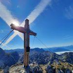 Neues Gipfelkreuz am Seehorn, Foto: Sabine Hechenberger