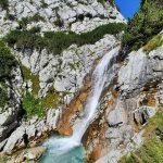 Wasserfall in Weißbach bei Lofer, Foto: Sabine Hechenberger