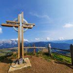 Neues Gipfelkreut am Klingspitz, Foto: Sabine Hechenberger