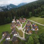 Hüttendorf Hagan Lodge, Foto: Pelle Faust