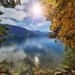 Wundervolle Ausblicke auf den Zeller See, Foto: Sabine Hechenberger