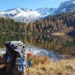AlpenParks Rucksack beim Reedsee,  Foto: Sabine Hechenberger