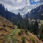 Wanderweg durch die Schösswendklamm, Foto: Sabine Hechenberger